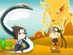 Gambar Kartun Lucu Naruto Sasuke