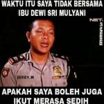 Polisi, Gambar Lucu